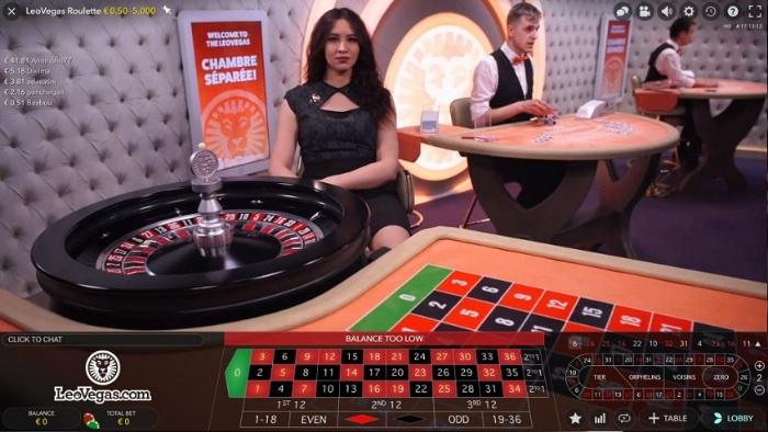 LeoVegas Casino - trang đánh bài mang đến trải nghiệm tuyệt vời