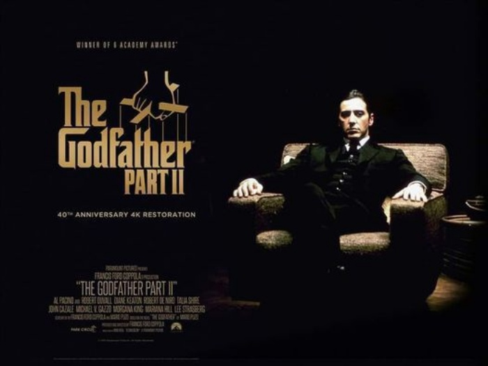 Bố già II - The Godfather II