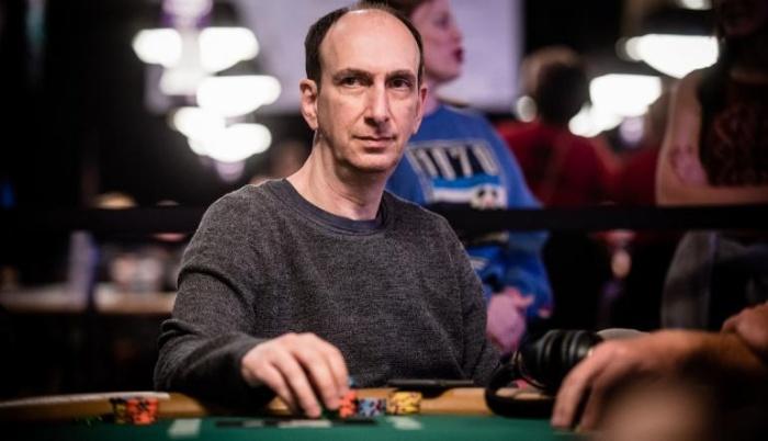 Erik Seidel một trong những cao thủ kỳ cựu trong giới Poker