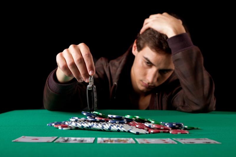 Quây người là một thủ thuật xuất hiện thông dụng ở các nhà cái và sòng bạc